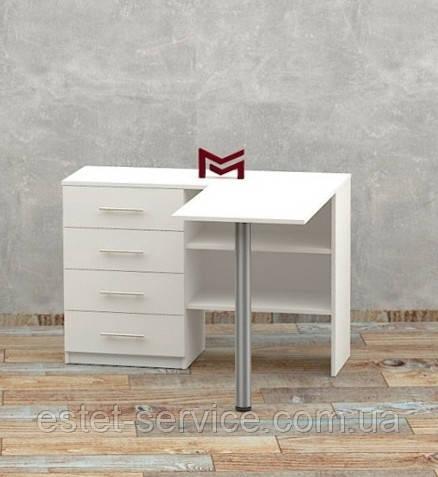 Комод с раскладным столом для мастера маникюра М137