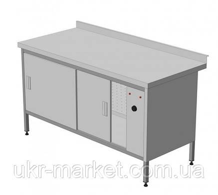 Стіл теплової - Статичний 1000 х 600 х 850 (мм), фото 2