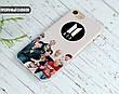 Силиконовый чехол БТС (BTS) для Samsung A115 Galaxy A11 , фото 5