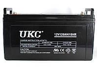 Аккумулятор BATTERY GEL 12V 120A UKC (1)