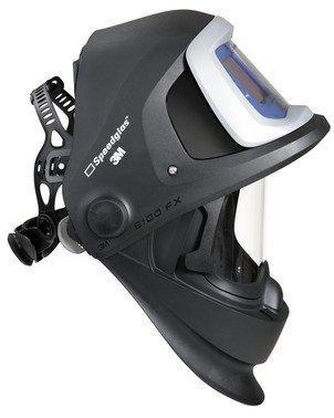 Зварювальна маска 541825 Speedglas FX 9100XX, 5/8/9-13, з бічними віконцями