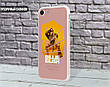 Силиконовый чехол Билли Айлиш (Billie Eilish) для Xiaomi Mi 8 Lite , фото 4
