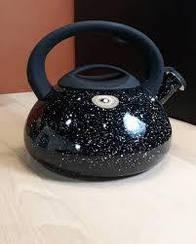 Чайник со свистком 3 л  Con Brio СВ-412