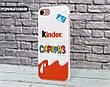 Силиконовый чехол Киндер сюрприз (Kinder Surprise) для Apple Iphone 7_8_Se 2020  , фото 4