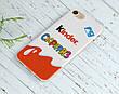 Силиконовый чехол Киндер сюрприз (Kinder Surprise) для Apple Iphone 7_8_Se 2020  , фото 5