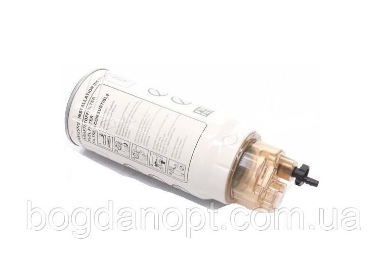 Элемент фильтрующий топливо с крышкой отстойником.PL420