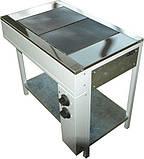 Плита електрична промислова ЕПК-2Б стандарт, фото 3