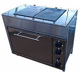 Плита електрична промислова ЕПК-2ШБ еталон, фото 3
