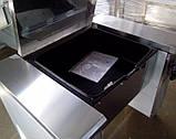 Сковорода електрична промислова СЕМ-0.2 еталон, фото 2