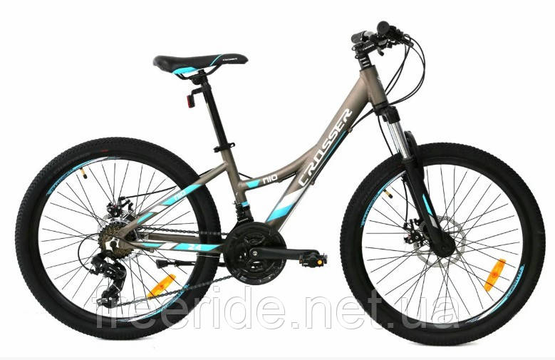 Велосипед Crosser Nio Stels 26 (14)