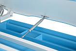 Комплект растущая парта Cubby Fressia Blue+эргономичное кресло FunDesk Pratico Blue, фото 7