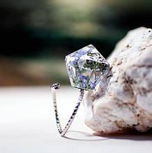 Силиконовый молд на кристалл 18х18мм