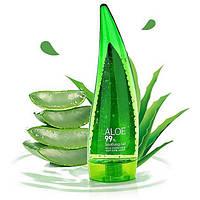 Гель алоэ Holika Holika Aloe 99% Soothing Gel успокаивающий, увлажняющий, 250 мл