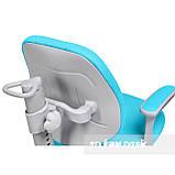 Комплект растущая парта Cubby Ammi Grey + oртопедическое кресло FunDesk Delizia Mint, фото 5