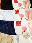 Трусы плавки женские бесшовные кружевные р.42-44,46.От 6шт по 27грн., фото 5