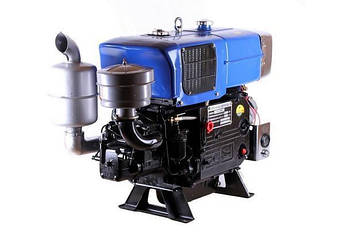 Двигун ZH1110N (21 к. с.) з електростартером