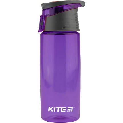 Бутылочка для воды Kite K18-401-05, 550 мл, фиолетовая, фото 2
