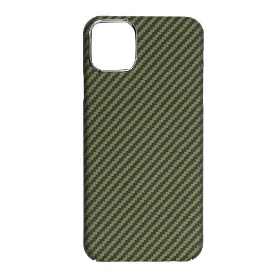Чохол для iPhone 12/12 Pro K-DOO Kevlar зелений