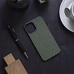 Чохол для iPhone 12/12 Pro K-DOO Kevlar зелений, фото 5