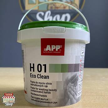 Паста для миття сильно забруднених рук APP ECO Clean, 500 мл
