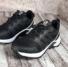 Кроссовки чёрно-белые Вьетнам