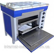 Плита электрическая промышленная ЭПК-2ШБ стандарт