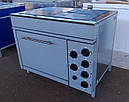 Плита электрическая промышленная ЭПК-2ШБ стандарт, фото 10
