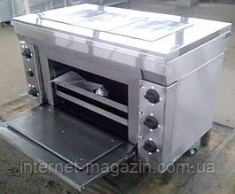 Плита электрическая промышленная ЭПК-3ШБ эталон