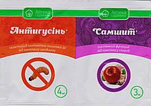 Антигусинь + Самшит 2 в 1 від шкідників і хвороб саду