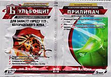 Бульбощит + Прилипач від колорадського жука та інших шкідників