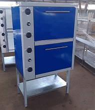 Шкаф жарочный электрический двухсекционный ШЖЭ-2-GN1/1 стандарт