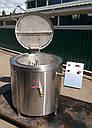 Котел пищеварочный электрический КПЭ-60 круглый, фото 5