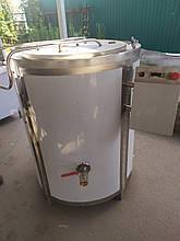 Котел пищеварочный электрический с миксером КПЭ-60 эталон