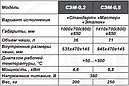 Сковорода электрическая промышленная СЭМ-0.5 стандарт, фото 5