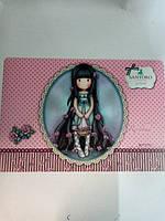 Подложка пластиковая на стол для девочки Santoro 491661 Yes