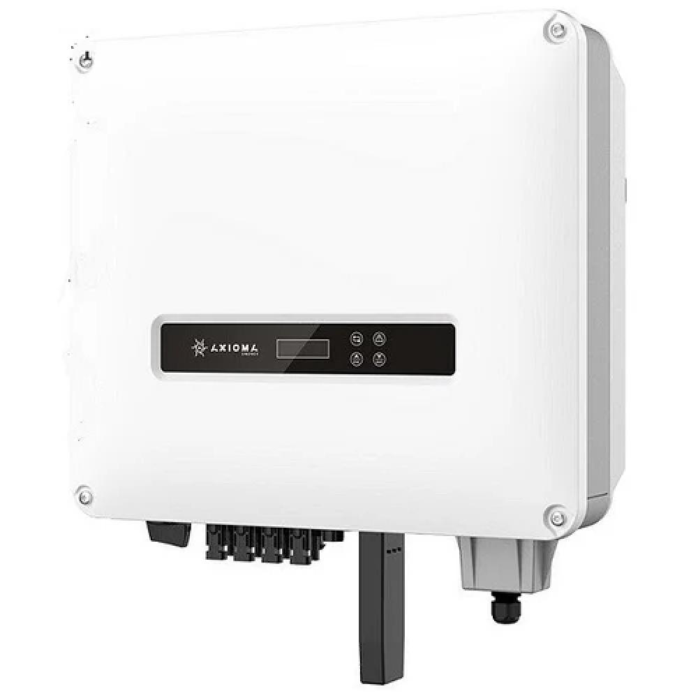 Сетевой инвертор трехфазный 5кВт Axgrid-5/6-3 Axioma energy + Wi-Fi модуль