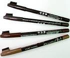Карандаш для бровей Flormar Eyebrow Pencil № 401 - св.коричневый, фото 2