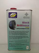 Средство для полирования/чернения резины Black Brilliance Prremium 1 л