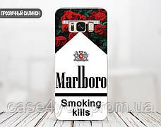 Силиконовый чехол Сигареты Мальборо (Marlboro) для Samsung G770 Galaxy S10 Lite , фото 2