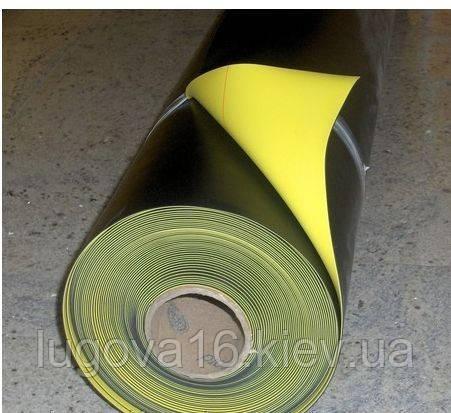 Гидроизоляционные ПВХ мембраны, Sikaplan® WP 1100-15 HL (Sikaplan® 9.6) желто-черные 1,5 мм
