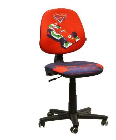 Кресло детское Актив Дизайн Дисней Тачки Франческо Бернулли (AMF-ТМ)