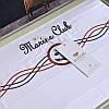 Постільна білизна DIAMOND MARINE CLUB білий