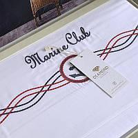Постільна білизна DIAMOND MARINE CLUB білий, фото 1