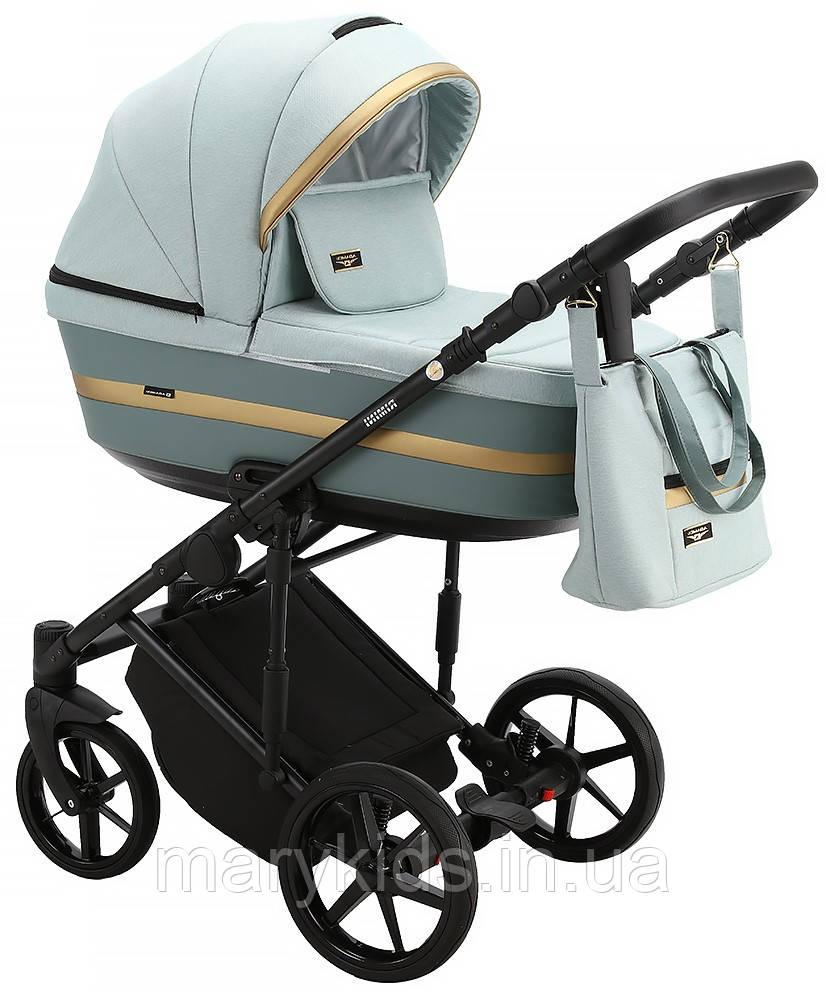 Детская универсальная коляска 2 в 1 Adamex Rimini Tip RI-22