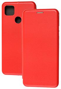 Чехол-книжка Оригинал Xiaomi Redmi 9C (красный)