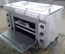 Плита электрическая промышленная ЭПК-3ШБ стандарт, фото 3