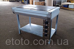 Плита электрическая промышленная ЭПК-4Б эталон