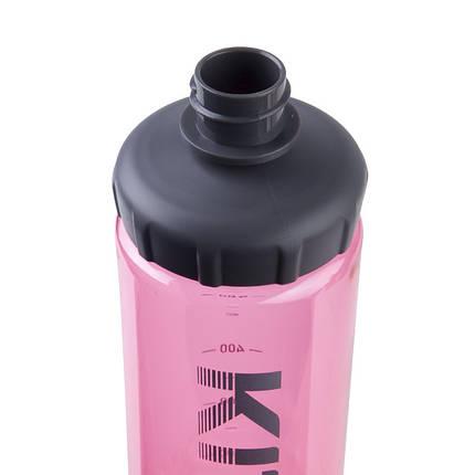 Бутылочка для воды Kite K19-406-02, 750 мл, розовая, фото 2