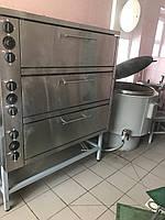 Шкаф жарочный электрический трехсекционный  с плавной регулировкой мощности  ШЖЭ-3-GN1/1 эталон