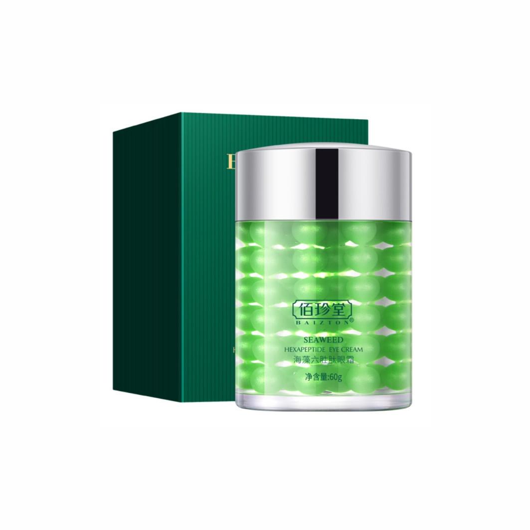 Крем для ухода за кожей вокруг глаз Baizton Seaweed Hexapeptide Eye Cream